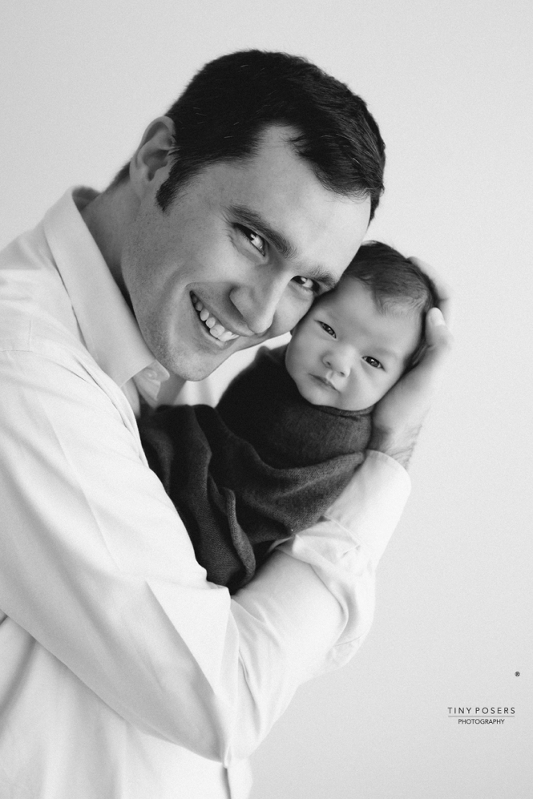 BABY PHOTOGRAPHY SOUTHEND, ESSEX | FATHER AND SON