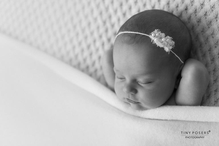 Newborn baby photographer north london darling dolly